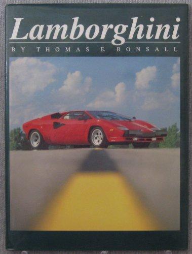 Lamborghini By Thomas E Bonsall