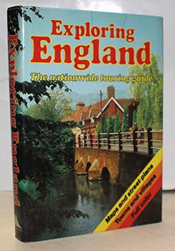 Exploring England By Edited by Michael Jackson