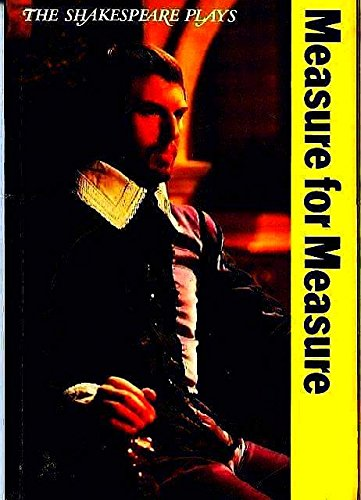 Measure for Measure (BBC TV Shakespeare) By Peter Alexander