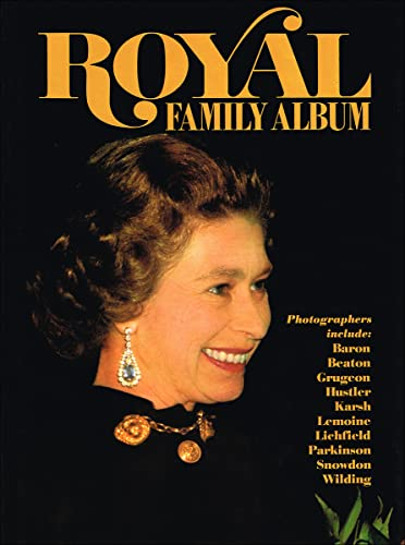 The Royal Family Album By Coolican