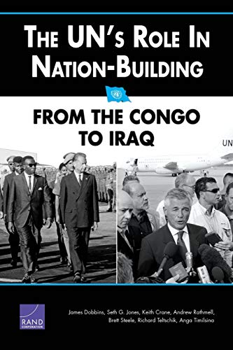 The UN's Role in Nation-building By James Dobbins