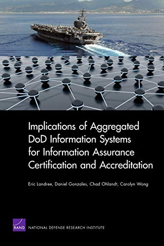 Implications of Aggregated DOD Information Systems for Information Assurance Certification and Accreditation By Eric Landree