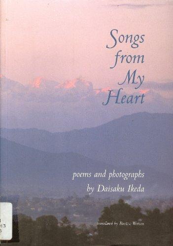 Songs from My Heart par Daisaku Ikeda