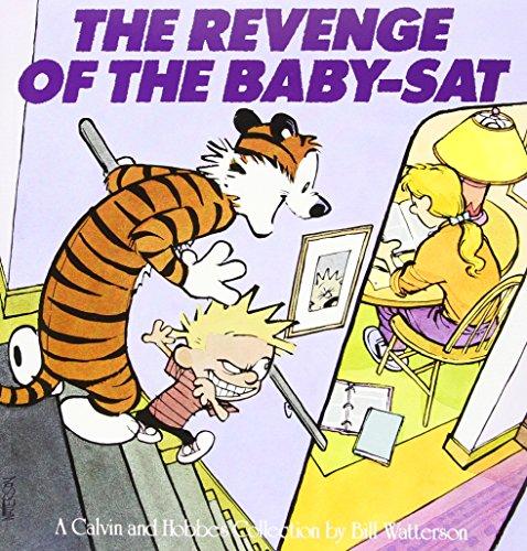 Revenge of the Baby-Sat By Bill Watterson