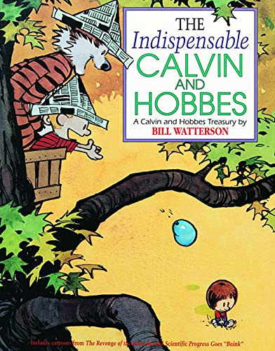 Indispensable Calvin and Hobbe By Bill Watterson
