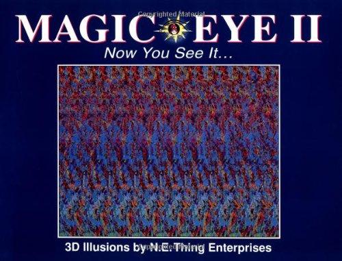 Magic Eye: Vol 2 (N E Thing Enterprises) By Cheri Smith