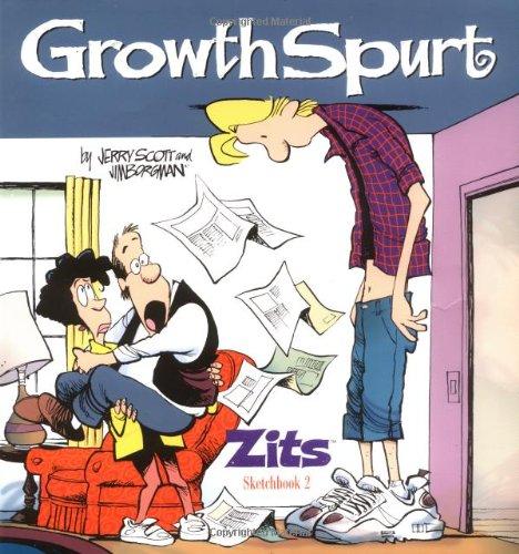 Growth Spurt By Jerry Scott