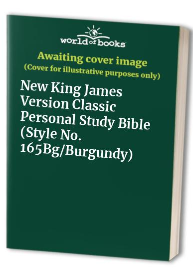 New King James Version Classic Personal Study Bible By Nelsonword