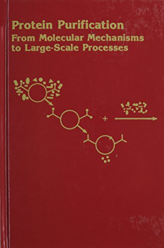 Protein Purification By Edited by Michael R. Ladisch