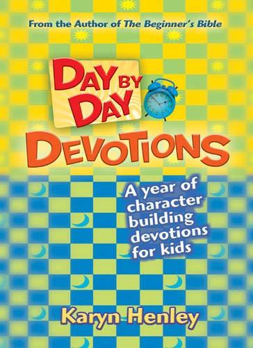Day By Day Devotions By Karyn Henley