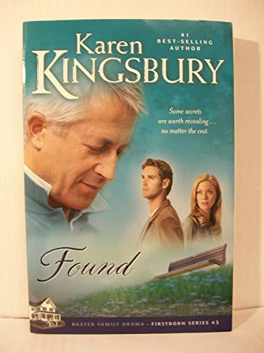 Found By Karen Kingsbury