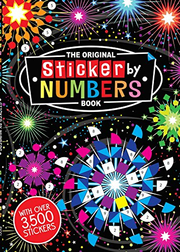 The Original Sticker by Numbers Book By Illustrated by Joanna Webster