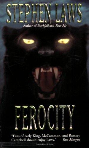 Ferocity By Stephen Laws