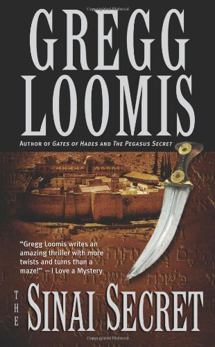 The Sinai Secret By Gregg Loomis