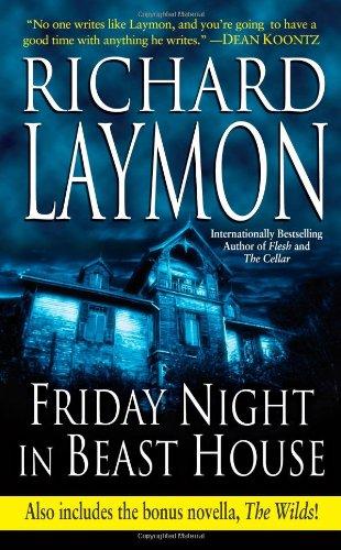 Friday Night in Beast House By Richard Laymon
