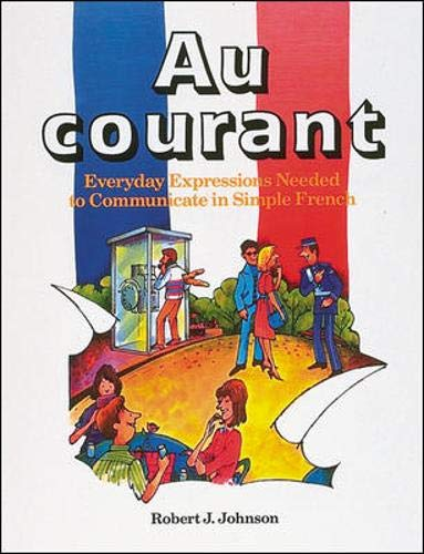 Au Courant By Robert J. Johnson
