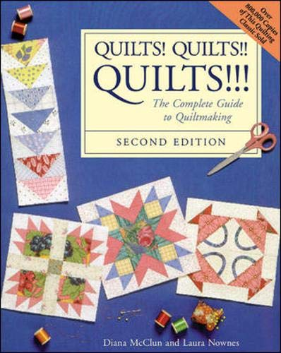 Quilts! Quilts! Quilts! By Diana McClun