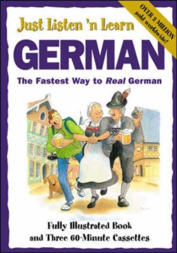 Just Listen 'N Learn German By Ruth Rach