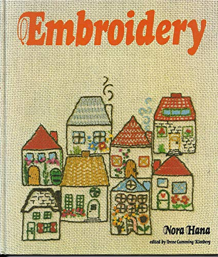 Embroidery By Nora Hana