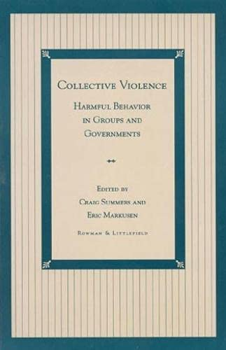 Collective Violence By Craig Summers