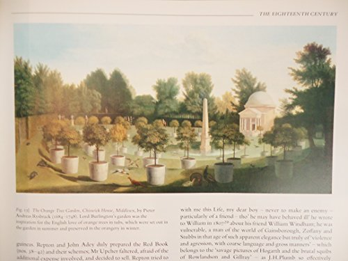 Art & Architecture of the English Garden By Rizzoli