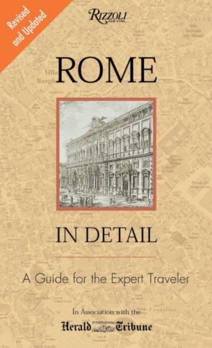 Rome in Detail By Claudio Gatti