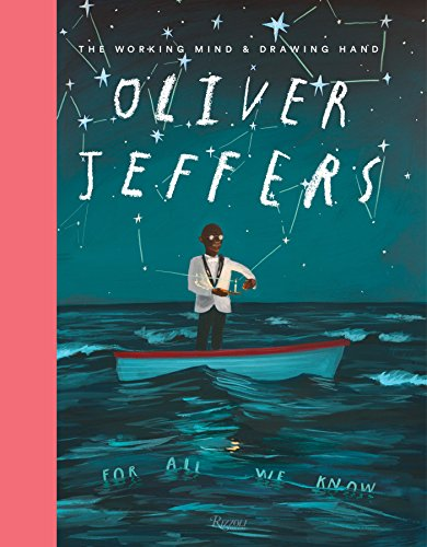 Oliver Jeffers Working Mind Drawing Hand By Oliver Jeffers
