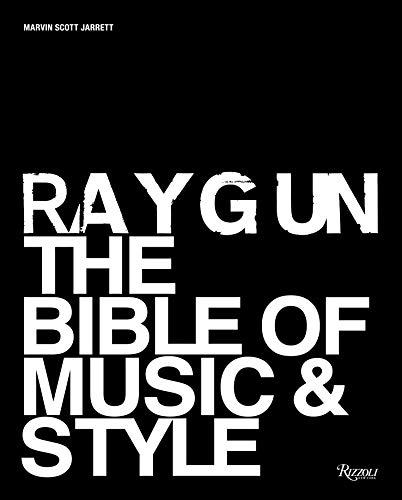 Ray Gun By Marvin Scott Jarrett