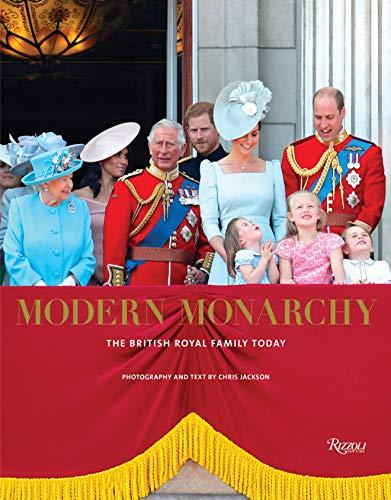 Modern Monarchy By Chris Jackson