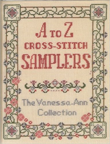 A Z Cross Stitch Samplers by Jo Packham