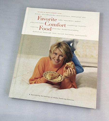 Favorite Comfort Food By Martha Stewart