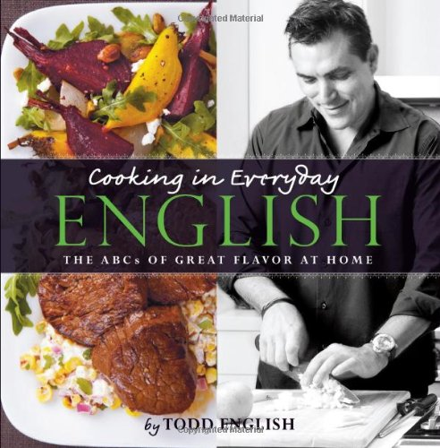 Cooking in Everyday English By Todd English