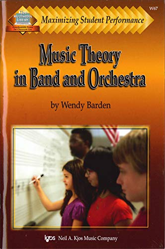 Wendy Barden: Maximizing Student Performance - Music Theory In Band And Orchestra
