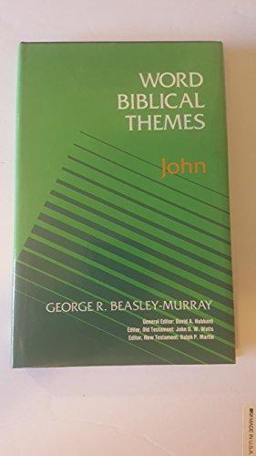 Word Biblical Themes By George R.Beasley- Murray