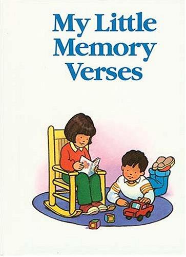 My Little Memory Verses By Brenda C. Ward