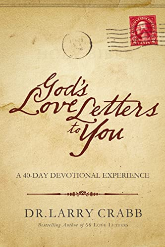 God's Love Letters to You By Larry Crabb