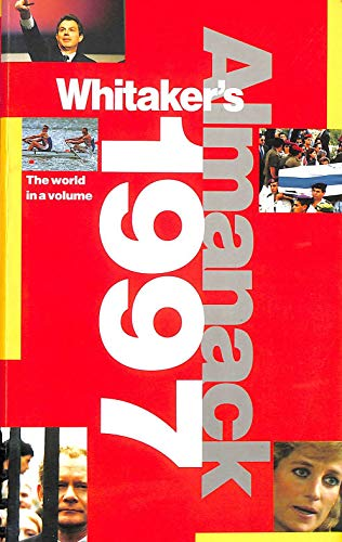 Whitaker's Concise Almanack: 1997: 129th annual edition by