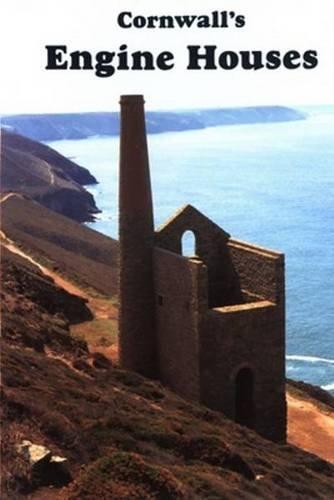 Cornwall's Engine Houses (Tor Mark paperbacks) By D.Bradford Barton