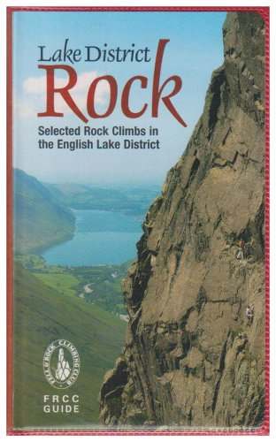 Lake District Climbs By Frcc Guide