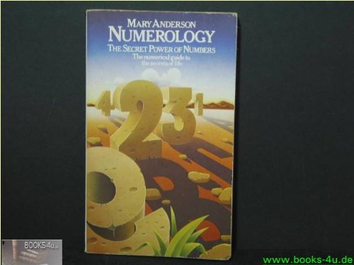 Numerology By Mary L. Anderson