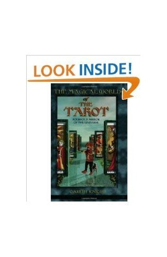 The Magical World of the Tarot By Gareth Knight