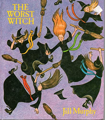 The-Worst-Witch-by-Murphy-Jill-Paperback-Book-The-Cheap-Fast-Free-Post