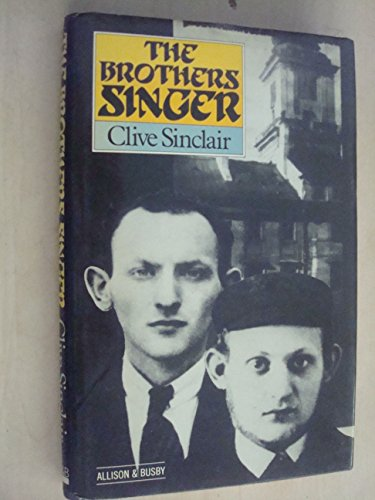 Brothers Singer By Clive Sinclair