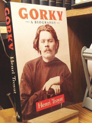 Gorky By Henri Troyat