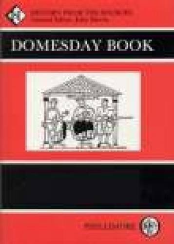 The Domesday Book Yorkshire By John Morris