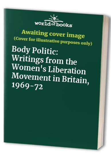 Body Politic By Edited by Michelene Wandor