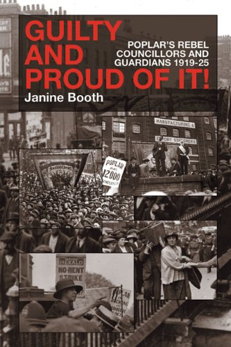 Guilty and Proud of it By Janine Booth