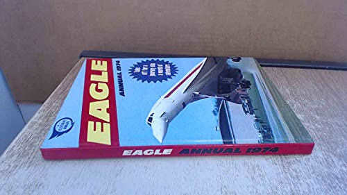 """""""Eagle"""" Annual By Anon."""