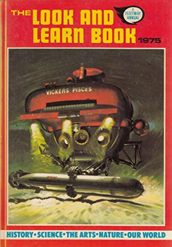 The Look and Learn Book 1975 By Anon
