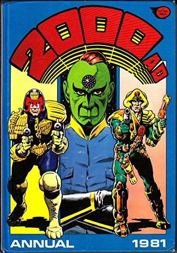 2000 A. D. Annual 1981
